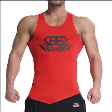 2018 New Gyms body engineers Brand Cotton Clothing Bodybuilding  broken hip hop vest Fitness Men casual Tank Top