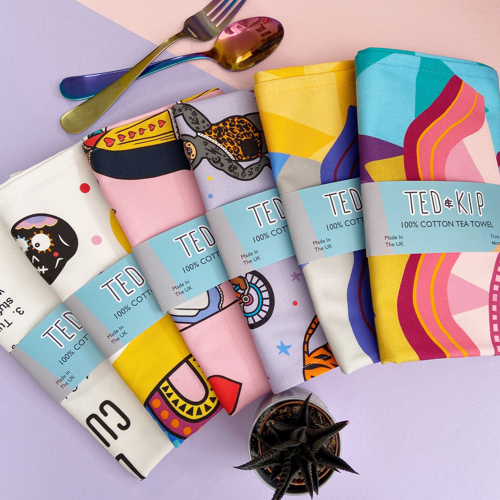 ANY TWO Tea Towel Bundle