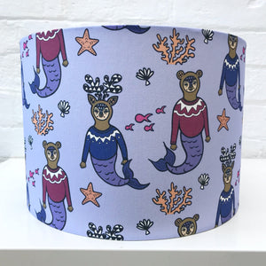 Mermaid Lampshade