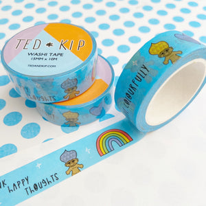 Rainbow Troll Washi Tape
