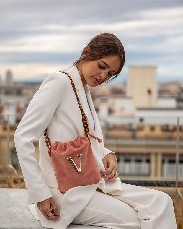 The Timeless Bag: Rosé