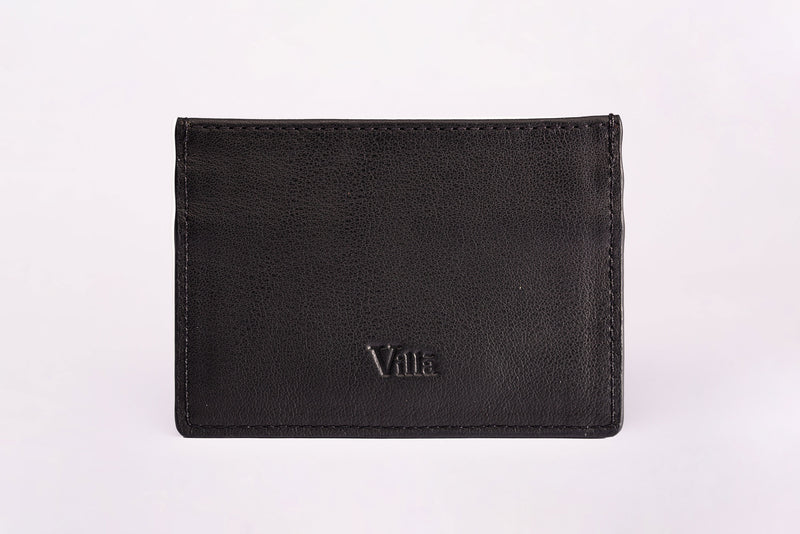 The Timeless Cardholder: Black