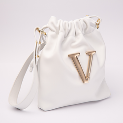 The Timeless Bag: White