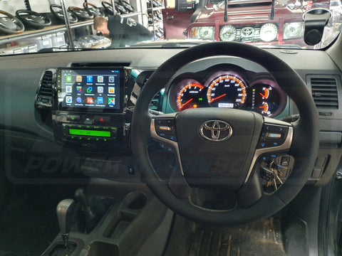 9 inch Multimedia Headunit for Toyota Hilux N70 2005-2014