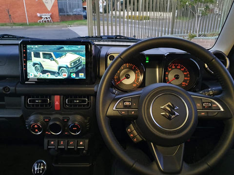 9 inch Multimedia Headunit for Suzuki Jimny JB74
