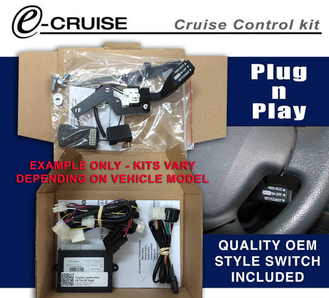 Cruise Control Kit to suit Toyota LC70 2008-Present