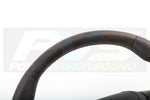 Toyota Basic Black Leather Steering Wheel Kit