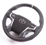 Toyota Limited Edition Series Silver Steering Wheel Kit