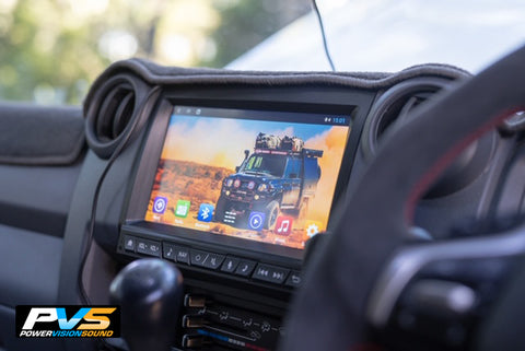 PRE-ORDER Toyota VDJ79 VDJ78 VDJ76 Series LC70 Landcruiser 9 inch Multimedia Apple CarPlay Google Headunit