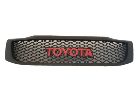 Toyota Hilux N70 Facelift 30th Anniversary FJ Style Grille and Badge