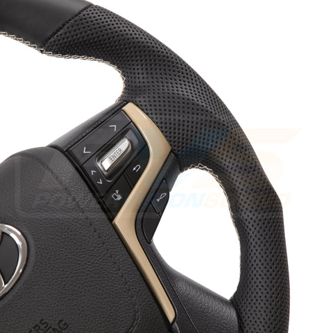 Toyota Limited Edition Series Sandy Taupe Steering Wheel Kit (DISCONTINUED)