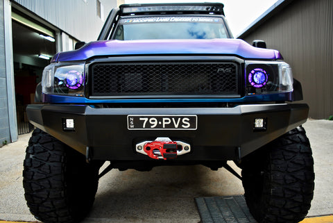 PVS Mesh Grille to Suit 70 Series