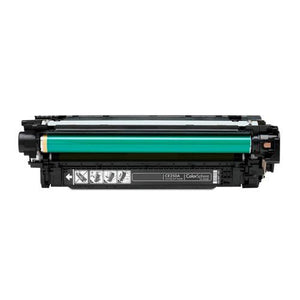 Compatible HP CE250X 504X Black Printer Laser Toner Cartridge High Yield - Toner King