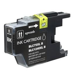 New Compatible Brother LC-75 LC75 Ink Cartridge Black High Yield