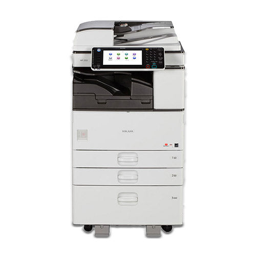 Pre Owned Ricoh MP 3353 B/W Multifunction Photocopier 11x17 Copy Machine