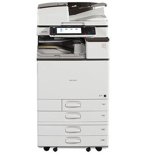 Pre Owned Ricoh MP C4503 Multifunction Color Photocopier 45PPM 11x17 12x18