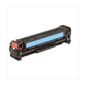 Compatible Toner Cartridge for HP CB541A 125A Cyan