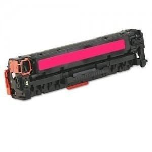 Compatible Toner Cartridge for HP CB543A 125A Magenta