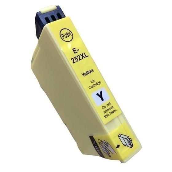 New Compatible Epson T252XL Ink Cartridge Yellow