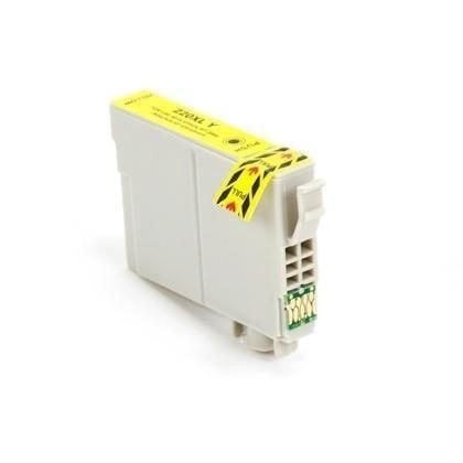 New Compatible Epson T220XL4 Ink Cartridge Yellow T220