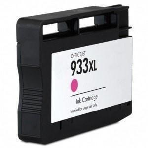 New Compatible HP 933XL 933 Ink Cartridge Magenta High Yield