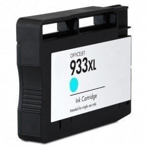 New Compatible HP 933XL 933 Ink Cartridge Cyan High Yield