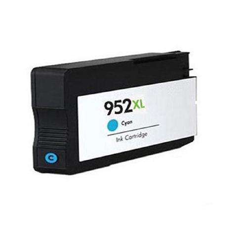 New Compatible HP 952XL 952 Ink Cartridge Cyan High Yield