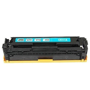 Compatible Toner Cartridge for HP CF211A 131A Cyan