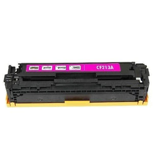 Compatible Toner Cartridge for HP CF213A 131A Magenta