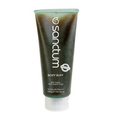 Sanctum Body Buff (Eko, Vegan) Brun utan sol