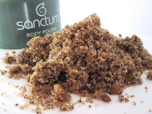 Sanctum Body Polish (Eko, Vegan) Brun utan sol