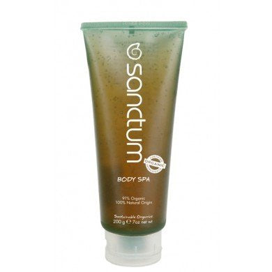 Sanctum Body Spa (Eko, Vegan) Brun utan sol