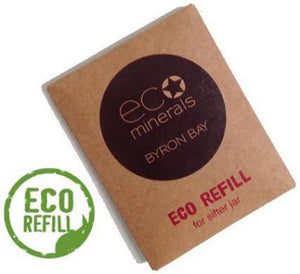 ECO Minerals Refill Flawless Foundation (Vegan) Brun utan sol