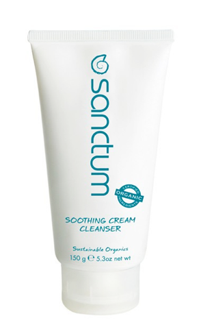 Sanctum Soothing Cream Cleanser (Eko, Vegan) Brun utan sol