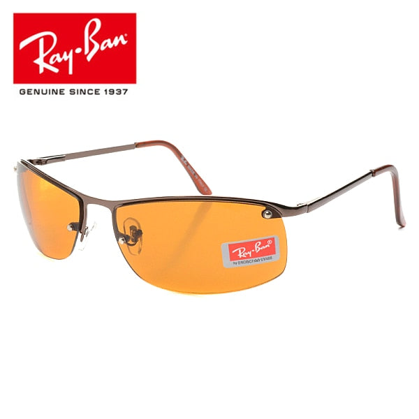 06f4a4355 2019 New Style RayBay Outdoor Glasses, RayBan Men Retro Comfortable ...