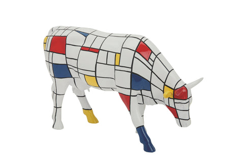 Cow Parade Moondrian