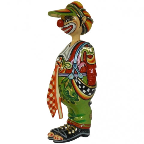 "Figurine Clown ""Ugo"" Tom's Drag"