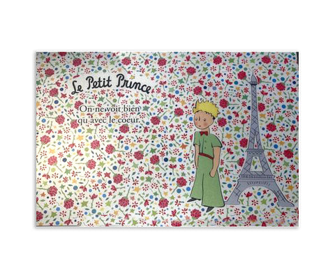 Set de table Le Petit Prince (rose)