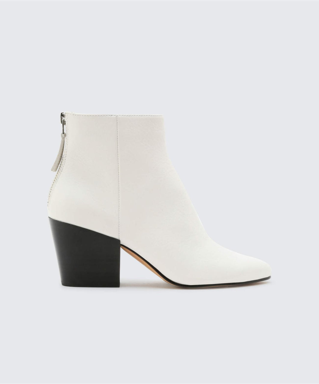 COLTYN BOOTIES IN OFF WHITE -   Dolce Vita