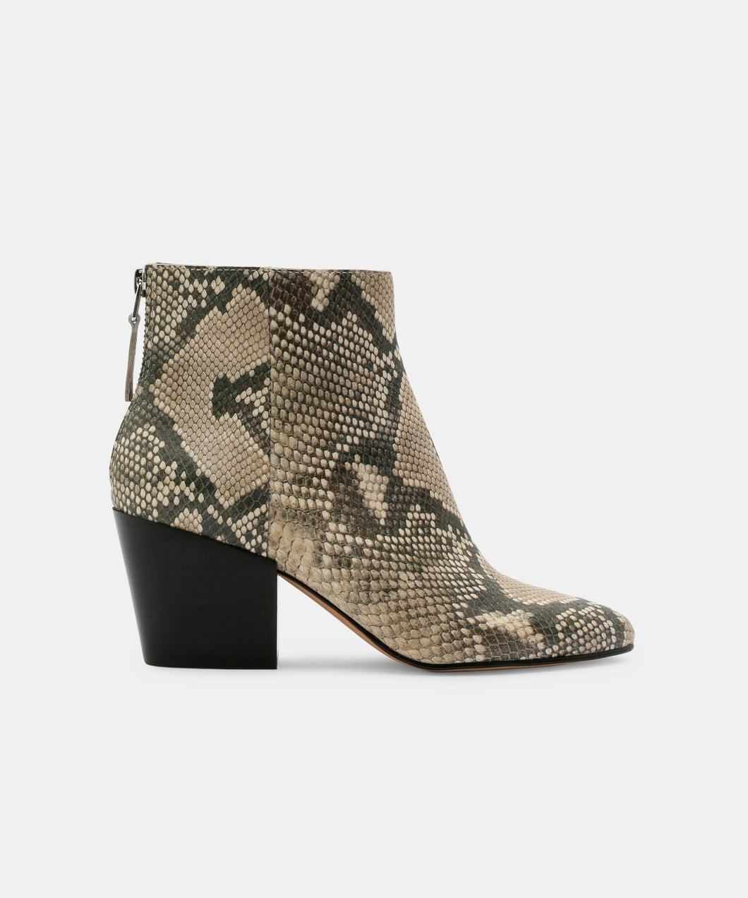 COLTYN BOOTIES IN SNAKE -   Dolce Vita