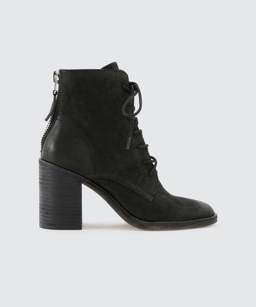 DREW BOOTIES IN BLACK -   Dolce Vita