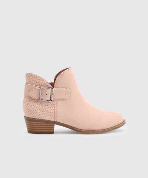 GRACI BOOTIES IN BLUSH -   Dolce Vita
