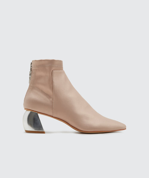 JONN BOOTIES IN ROSE -   Dolce Vita