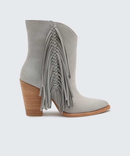 KENDEL BOOTIES IN ICE BLUE -   Dolce Vita