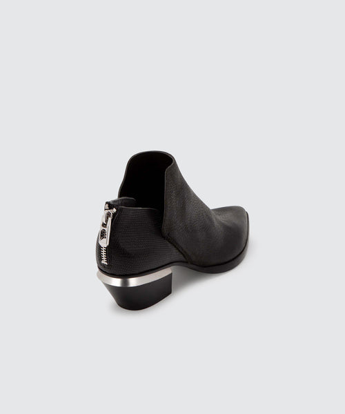 MARCA BOOTIES IN BLACK -   Dolce Vita
