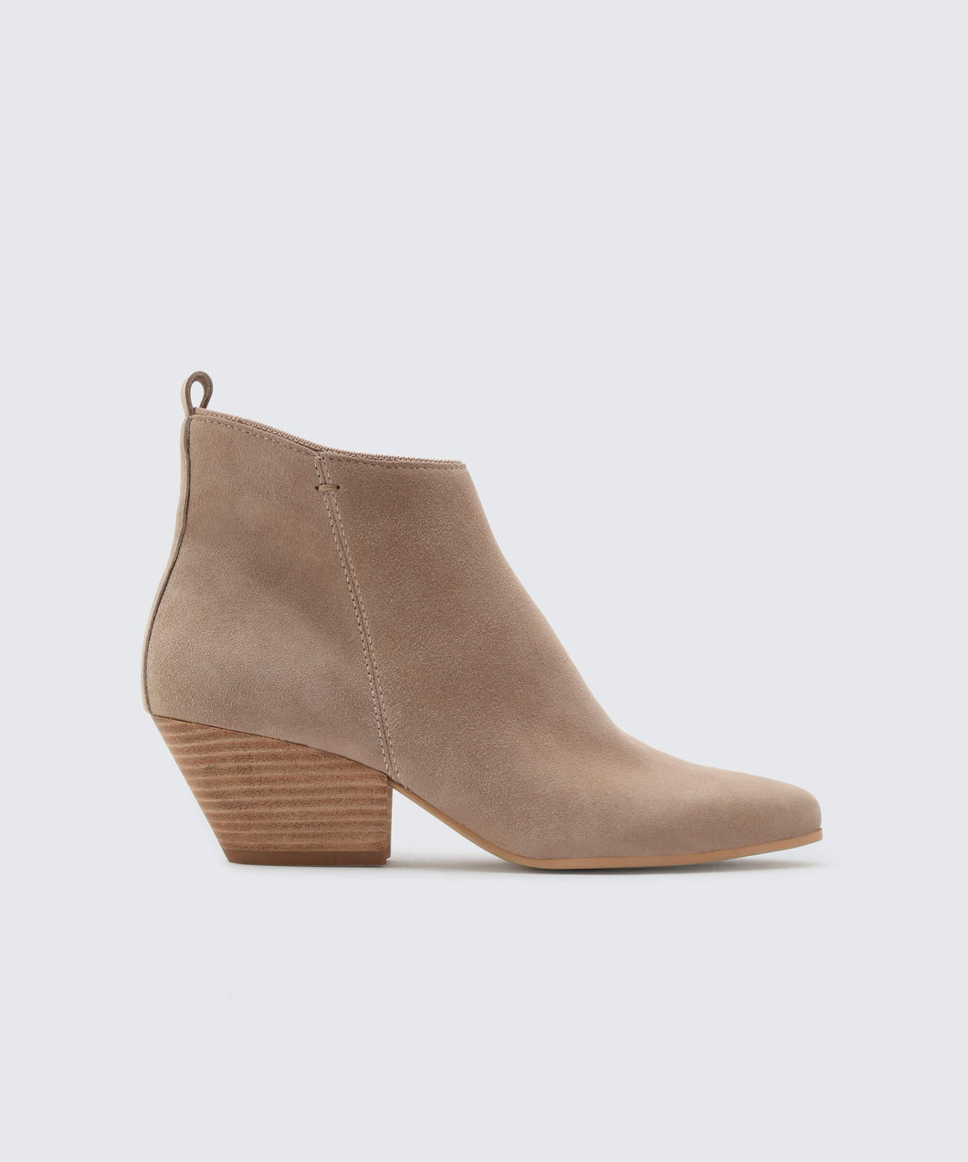 PEARSE BOOTIES DK TAUPE -   Dolce Vita