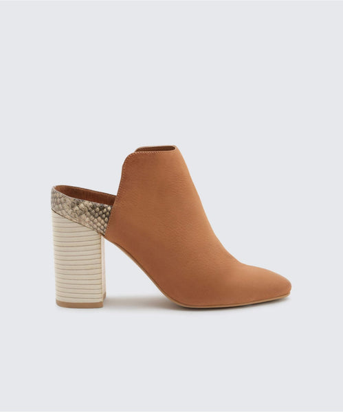 RENLY BOOTIES TAN -   Dolce Vita