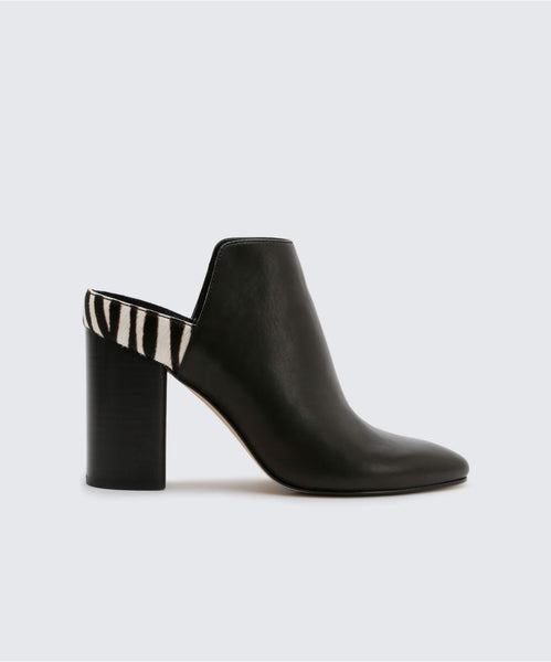 RENLY BOOTIES ZEBRA -   Dolce Vita
