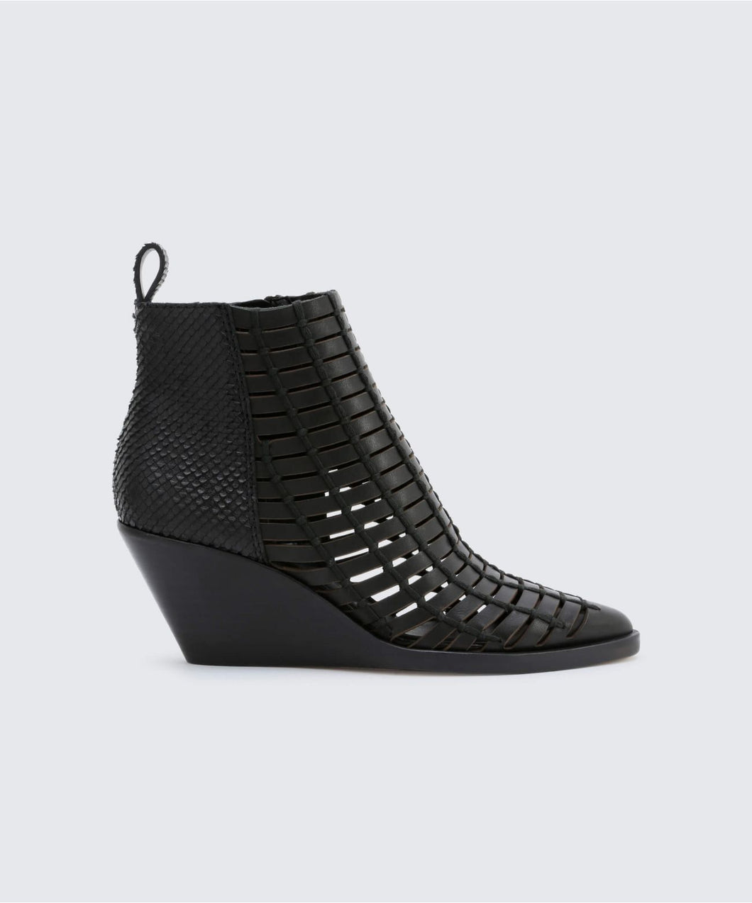 RYDEN BOOTIES IN BLACK -   Dolce Vita