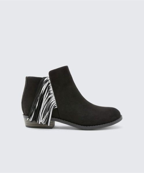 SAIDY BOOTIES IN BLACK -   Dolce Vita